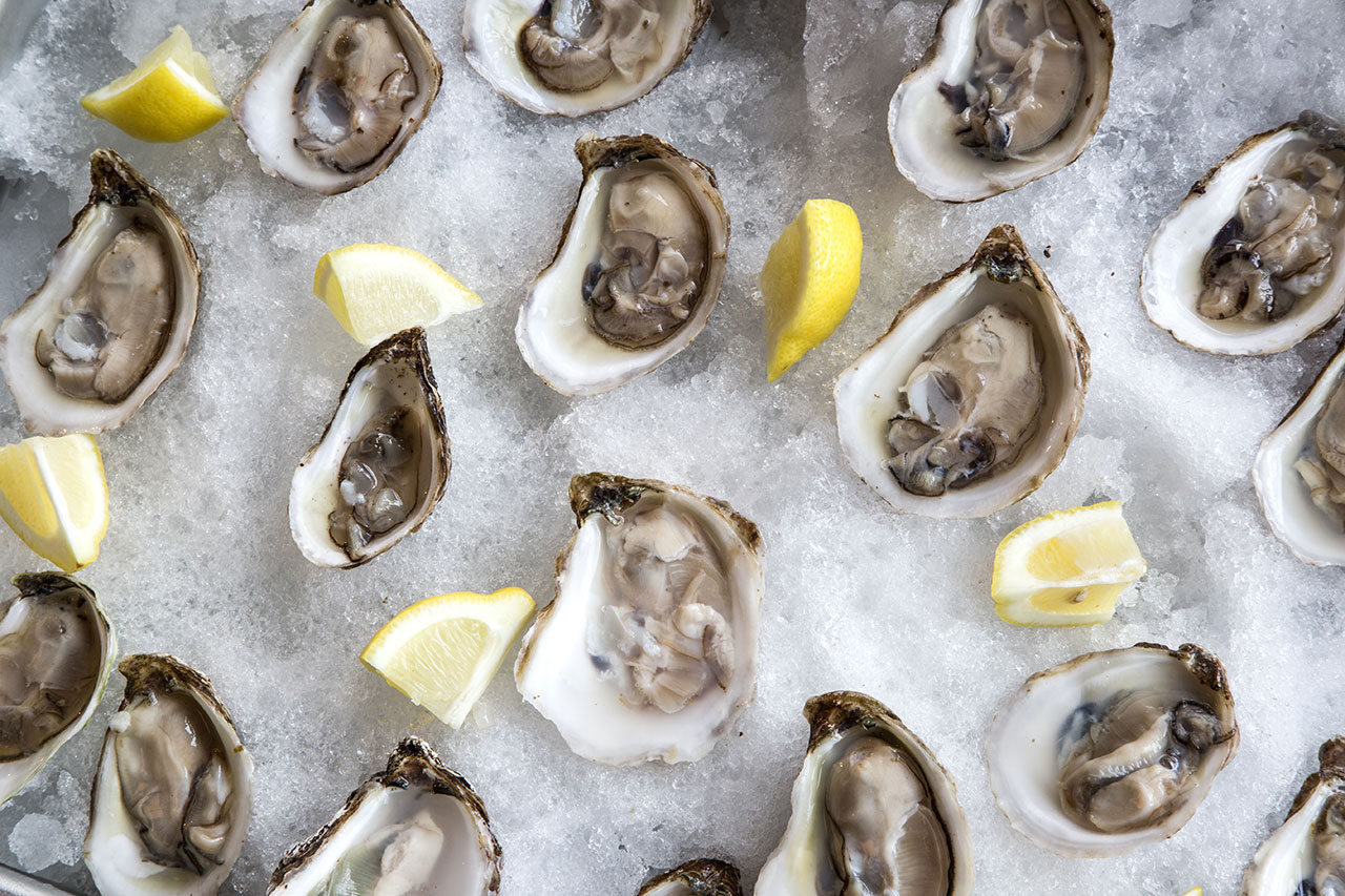 oyster hour.