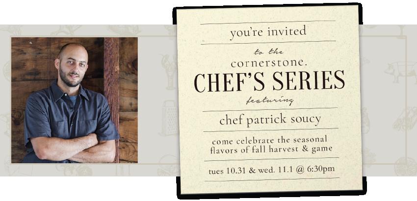 chef patrick soucy