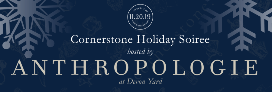holiday soiree @anthropologie